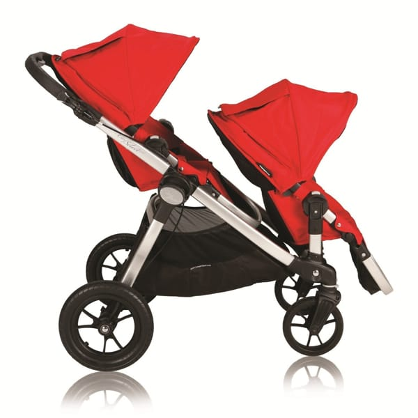 The Best Double Stroller Baby Jogger City Select With A