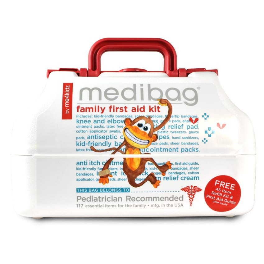 The Best First Aid Kit For Young Children Me4kidz