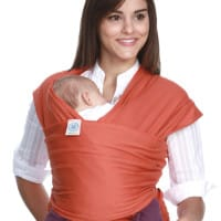 Wrap Baby Carrier - Moby Midweight Wrap Baby Carrier