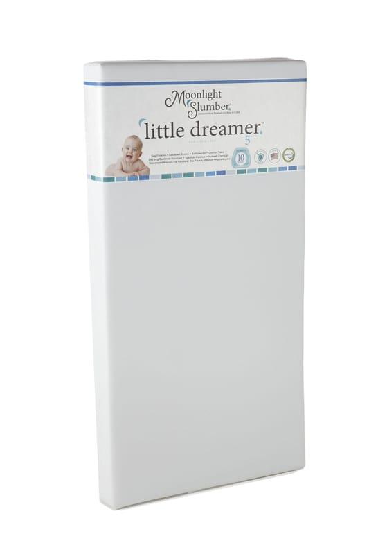 The Best Crib Mattress Moonlight Slumber All Foam Little Dreamer