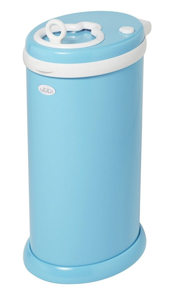 Best Diaper Pail - Ubbi Steel Diaper Pail