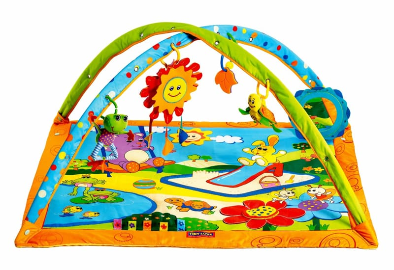 The Best Baby Playmat Tiny Love Gymini Sunny Day Activity Gym