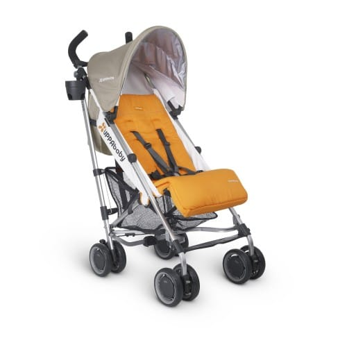 The Best Umbrella Stroller is the Maclaren Triumph