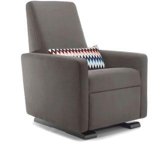 Monte Design Grano Recliner  sc 1 st  The Nightlight & The Best Nursery Glider Chair - Dutailier Modern Grande Glider And ... islam-shia.org