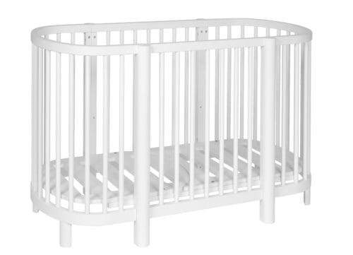 this updated take on the stokke sleepi and illfated argington bam bam goes from bassinet to crib
