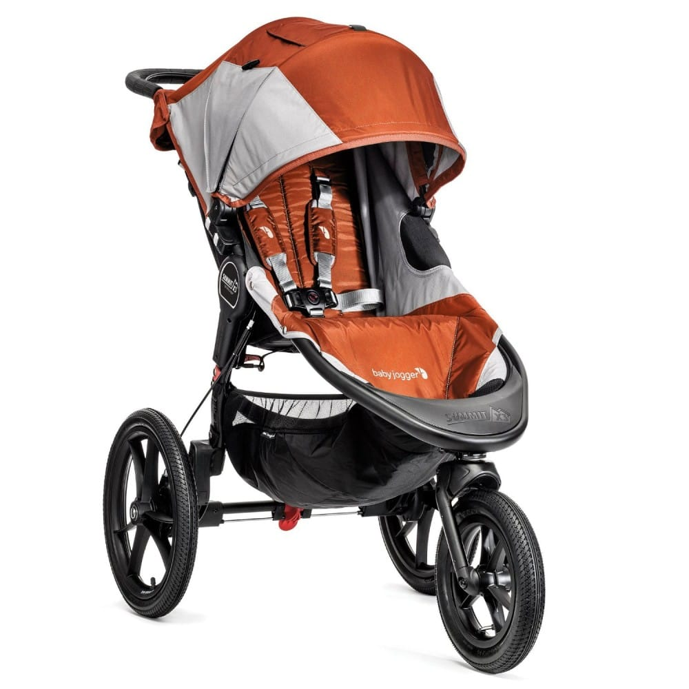 The Best Jogging Stroller S Baby Jogger Summit X3