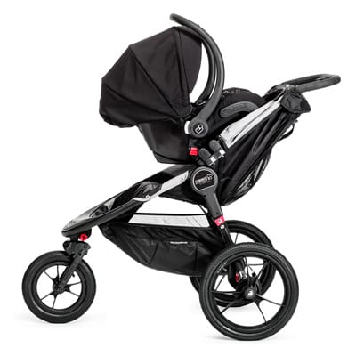 The Best Jogging Stroller(s) - Baby Jogger Summit X3