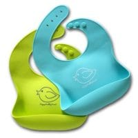 Best Baby Bibs - Happy Healthy Parent Silicone Bib