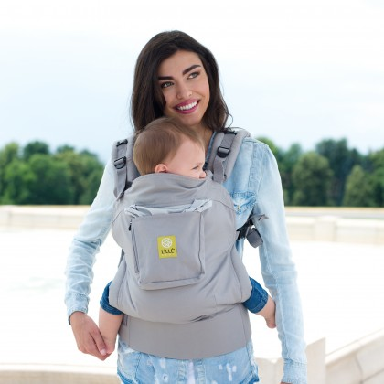 ef2c1a4b0ee The Best Baby Carrier - Lillebaby Essentials Baby Carrier