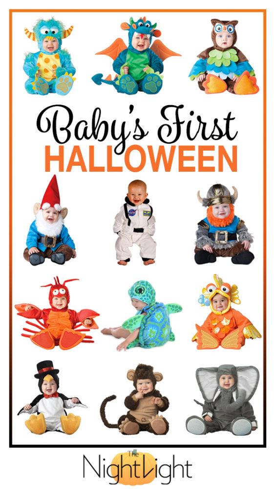 Halloween Costumes - Baby's First Halloween