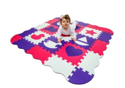 Wee Giggles Tummy Time Playmat
